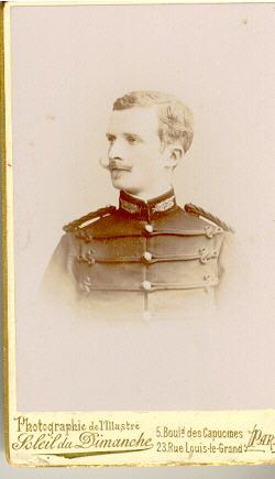 uniforme français 1870